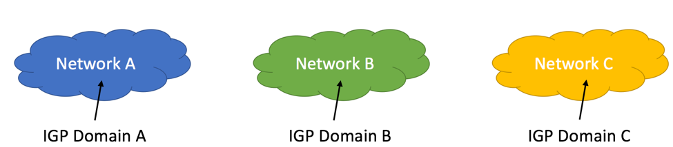 IGP Domains